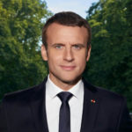 emmanuel macron portrait officiel