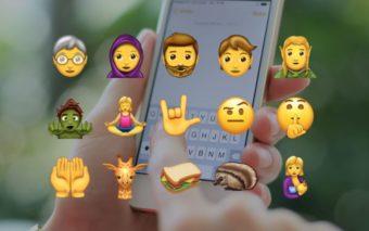 Emoji 5.0 : elfe, zombie, hipster, voici les 69 nouveaux emojis