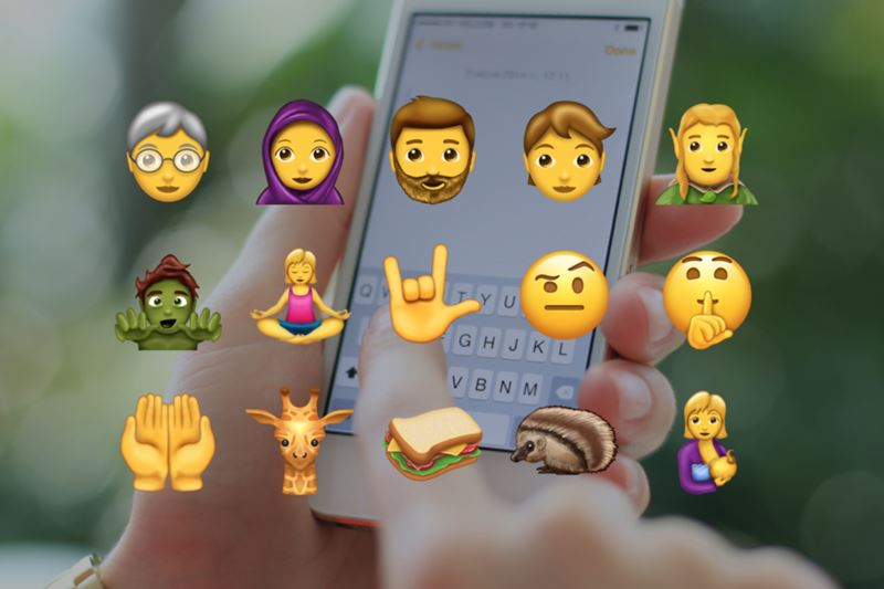 emoji 5.0 69 nouveaux emojis