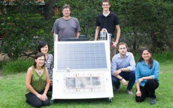 Energie solaire : cette invention peut dessaler l'eau de mer uniquement grâce au soleil