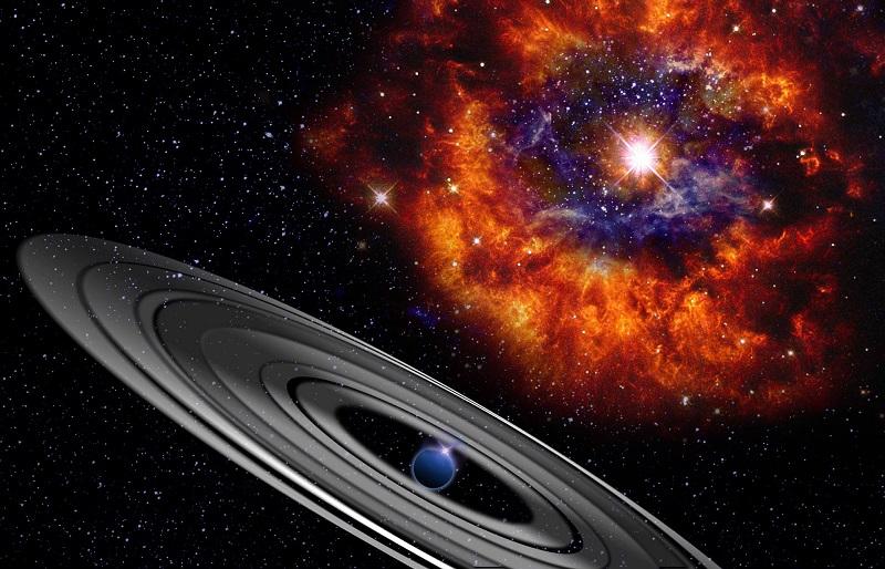 KELT-9b, la planète la plus chaude de l'univers connu