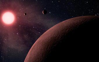Nasa : 10 nouvelles exoplanètes pouvant abriter la vie viennent d'être découvertes