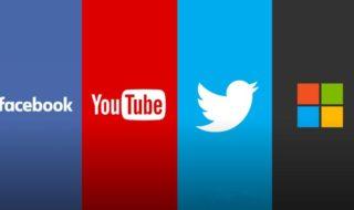 Facebook, Twitter, YouTube et Microsoft s'allient contre le terrorisme