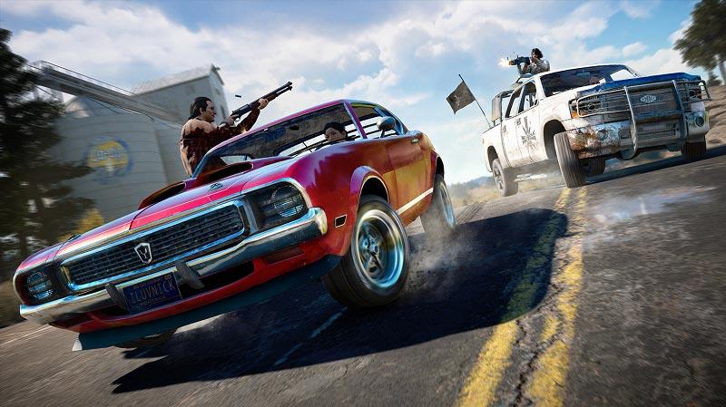 far cry 5-vidéo gameplay