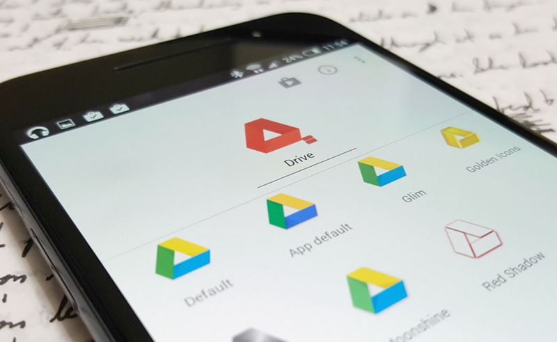 Des options de synchronisation avancées en approche — Google Drive