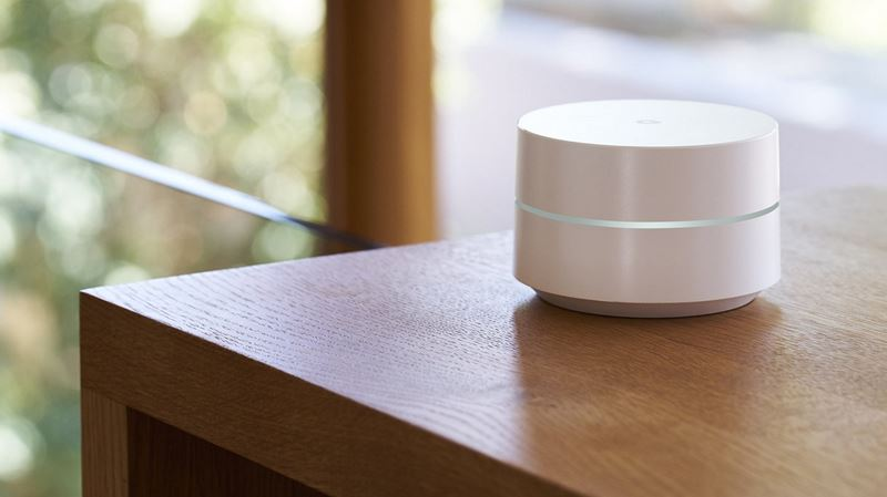 Un routeur surpuissant disponible à partir de lundi en France — Google WiFi