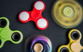 Hand Spinner : un modèle connecté dédié aux pros pour 50 dollars