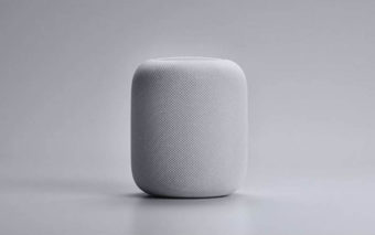 HomePod officiel : Apple présente sa version du Google Home à 349 dollars