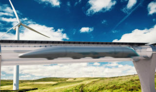 hyperloop paris amsterdam