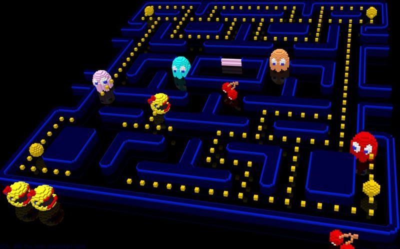 L'intelligence artificielle de Microsoft vient d'exploser les scores à Pac-Man