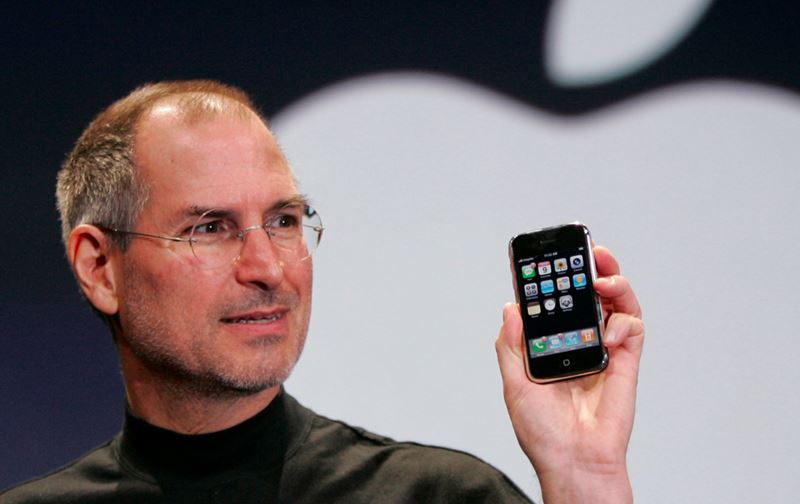 Il y a dix ans, le premier iPhone sortait aux Etats-Unis