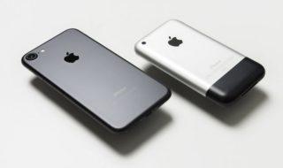 iPhone 2G vs iPhone 7 : fiche technique, prix, tout ce qui a changé en 10 ans !