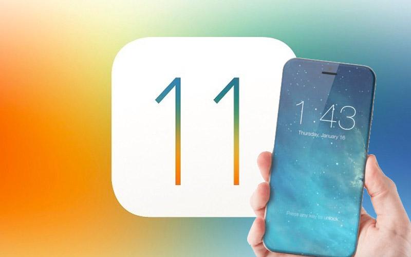 Iphone 8 sous ios 11 voici quoi devrait ressembler le for Photo ecran ios 11