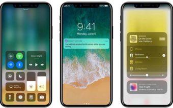 iPhone 8 : cette vidéo dévoile son design sous tous les angles
