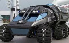 Mars : oui, la Nasa a vraiment commandé cette Batmobile, en vidéo