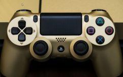 PS4 Slim : des photos d'une version Or font surface !