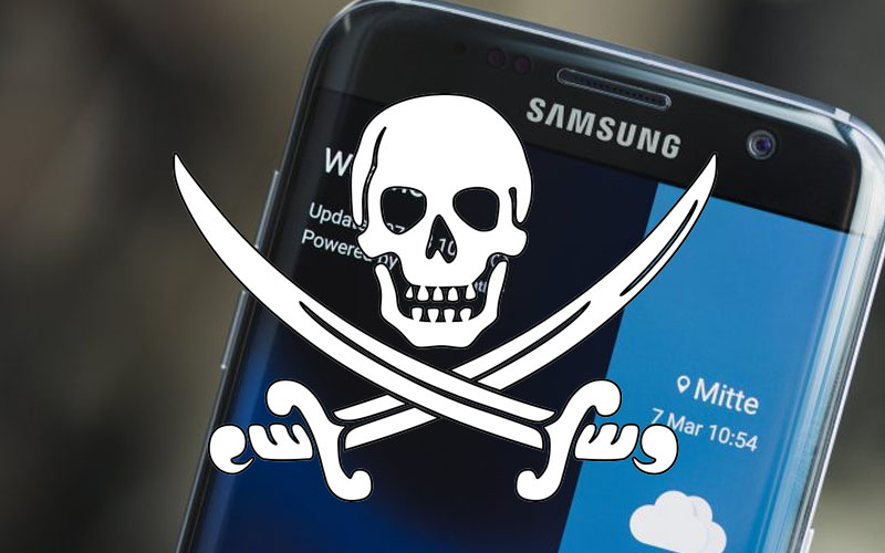 samsung securite hackers