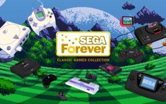 SEGA Forever : téléchargez gratuitement 5 jeux rétro cultes pour iOS et Android