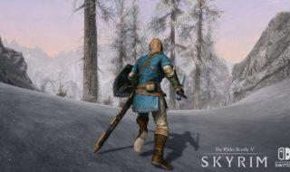 skyrim switch the legend of zelda