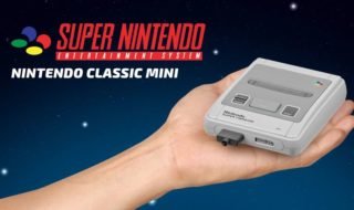 Super NES Classic Mini pas cher : au meilleur prix sur Cdiscount à 69.99€