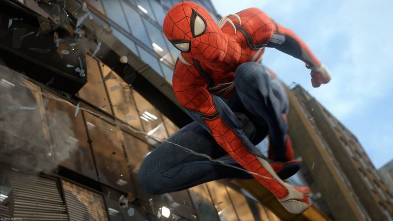 spiderman ps4 bande annonce