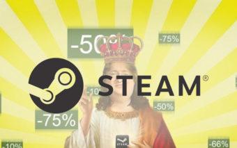 Soldes Steam d'été : des hackers veulent vous empêcher de profiter des bons plans !