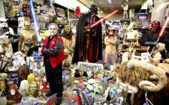 Star Wars : ce fan de l'extrême vient de se faire voler 200.000 euros d'objets collector
