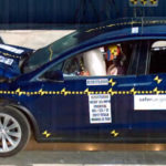 Tesla model x crash tests