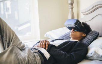 VRotica : voici le tout premier casque VR autonome réservé au porno !