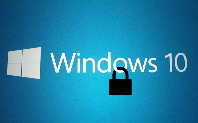 Windows 10 securite