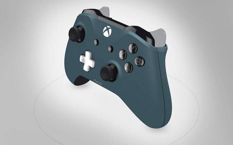 Xbox Design Lab : les pads personnalisés arrivent en France