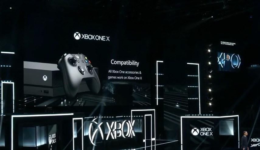 Xbox one x scorpio r trocompatibilit vous pourrez jouer tous les jeux xbox one et 360 - La xbox one lit elle les jeux xbox 360 ...