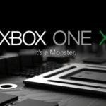 xbox one x sortie prix