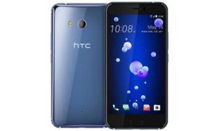 HTC U11 smartphone mémoire extensible stockage