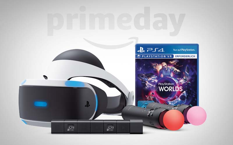 amazon prime day playstation vr camera vr worlds. Black Bedroom Furniture Sets. Home Design Ideas