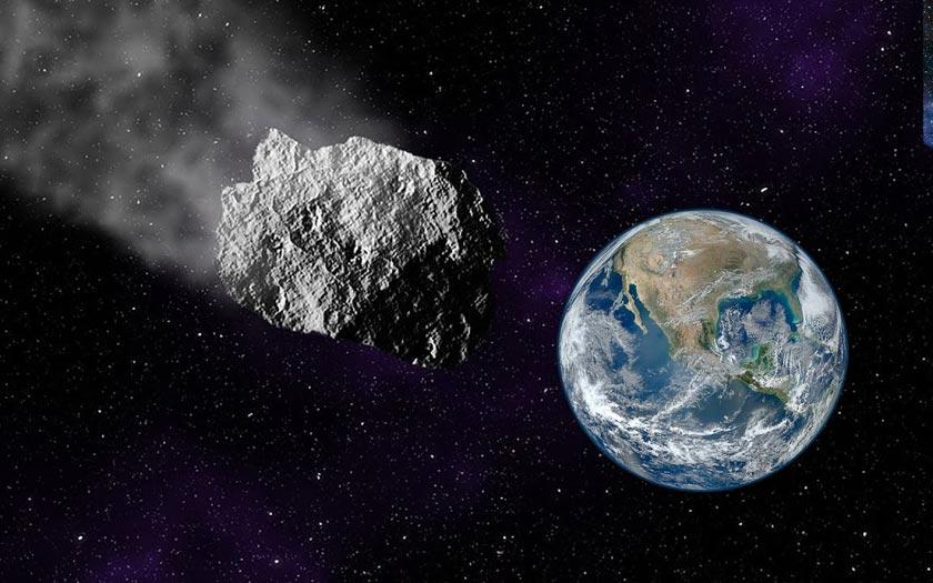 Asteroide Terre Nasa