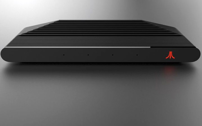 Ataribox atari d voile officiellement une nouvelle console de jeux vid o fa on super nes - Nouvelle console de jeux ...