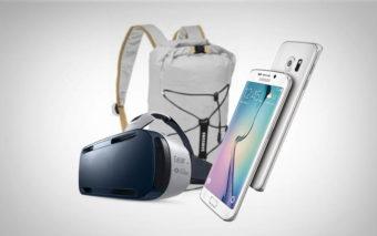 Bon plan Cdiscount : Samsung Galaxy S7 Blanc + Samsung Gear VR + Sac à dos pour 399 euros !