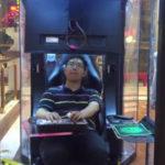 chine cabine gamer