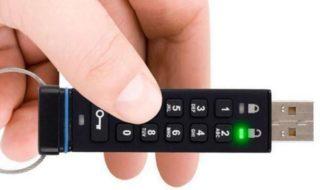 Comment mettre un mot de passe sur une clé USB