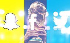 Coupe du Monde 2018 : Facebook, Twitter et Snapchat veulent eux aussi les droits vidéo