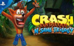 Crash Bandicoot N'Sane Trilogy PS4 : le jeu vidéo fait un énorme carton !