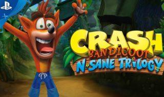 crash bandicoot record ventes