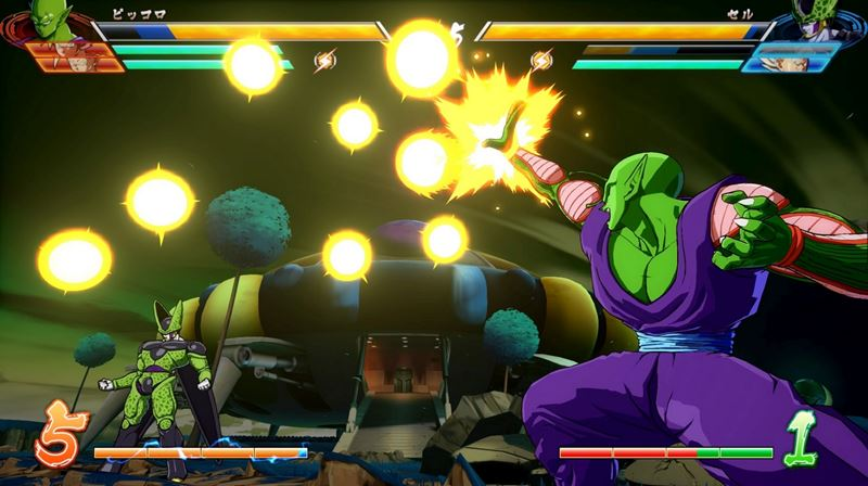 dragon ball fighterz piccolo 2