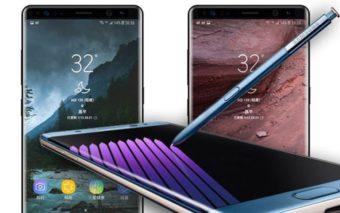 Galaxy Note 8 : Samsung confirme sa date de présentation pour le 23 août