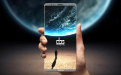 Galaxy Note 8 : une photo dévoile la finesse incroyable des bordures de son nouvel écran Infinity Display