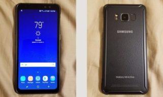 Galaxy S8 Active : 6 photos et la fiche technique fuitent, tout ce que l'on sait