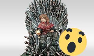 games of thrones gateau