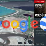 google earth video live