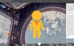 Google Street View ISS : visitez la station spatiale internationale comme si vous y étiez